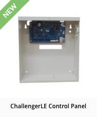 Challenger LE Control Panel