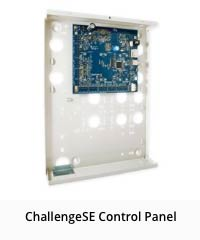 Challenger SE Control Panel