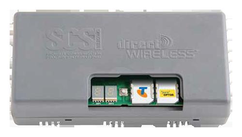 DTU3GIP Mobile Alarm Unit Perth