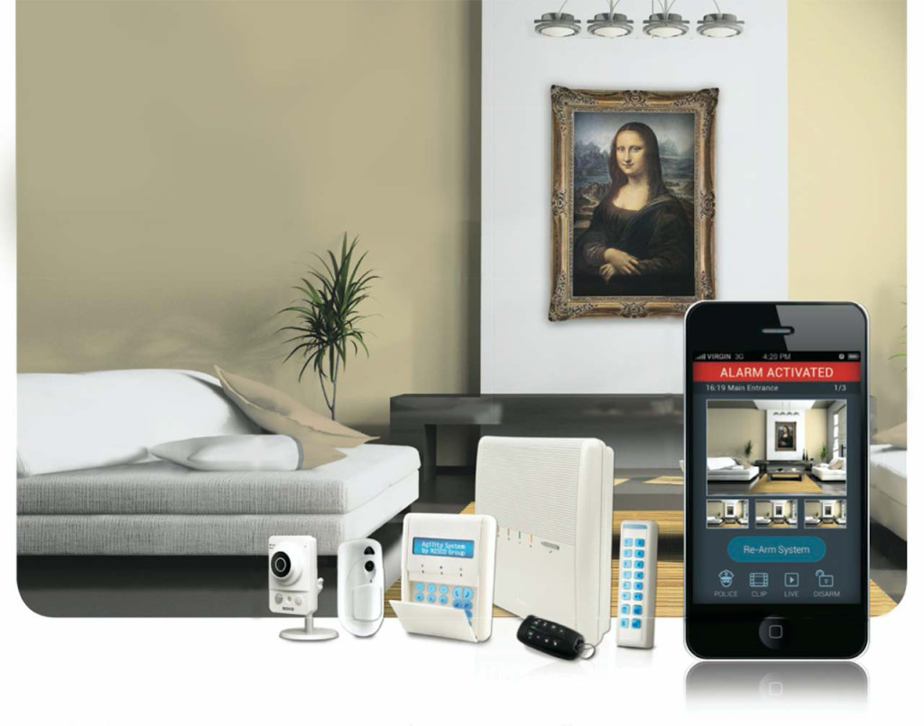 Perth Home Alarm Systems