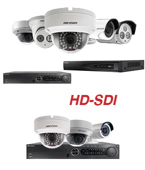 Hikvision Perth HD Cameras