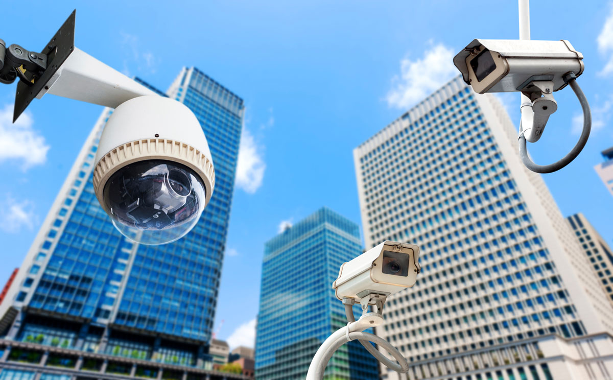 Types Of Commercial Security System - Select Security
